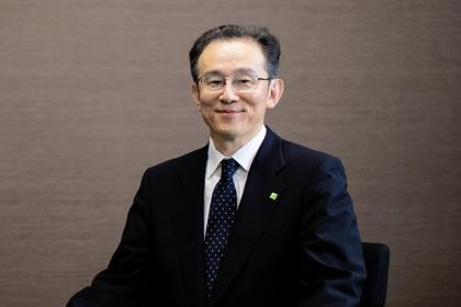 株式会社タケショー 代表取締役社長 田中 利直
